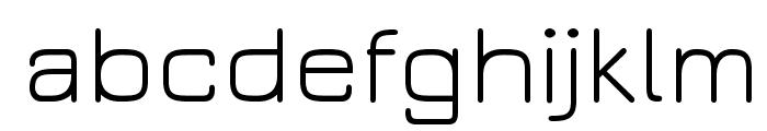 JuraBook Font LOWERCASE