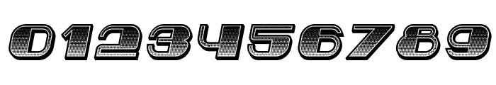 Jurij Gradient Italic Font OTHER CHARS