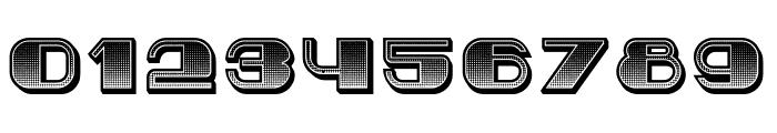 Jurij Gradient Regular Font OTHER CHARS