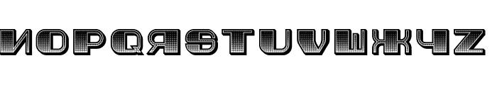 Jurij Gradient Regular Font LOWERCASE