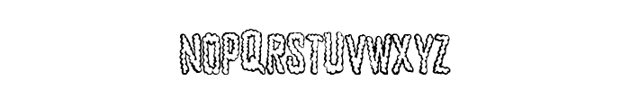 JustBrains Font UPPERCASE