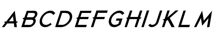 JustDieAlready-BlackItalic Font LOWERCASE