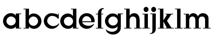 JustOldFashion Font LOWERCASE