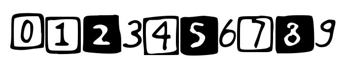 JustSomeRandomDoodles Font OTHER CHARS