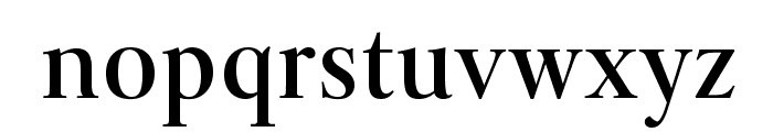 Juste Font LOWERCASE