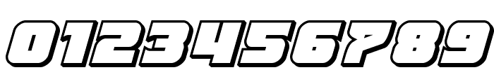 Justice Outline Font OTHER CHARS