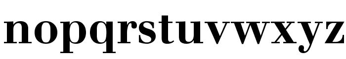 Justus Bold Font LOWERCASE