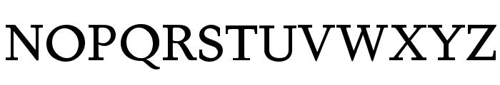 Juvelo Regular Font UPPERCASE