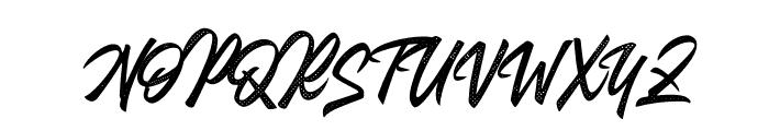 Juvenile-Rough Font UPPERCASE