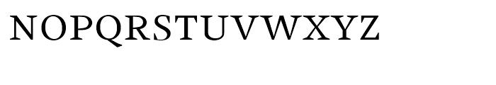 Jude Light SC Font LOWERCASE