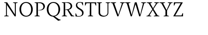 Jude Light Font UPPERCASE