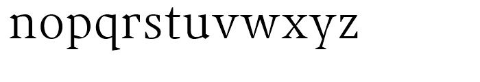 Jude Light Font LOWERCASE