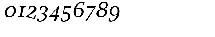 Jude Medium Italic SC Font OTHER CHARS