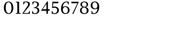 Jude Medium Lining Numbers Font OTHER CHARS