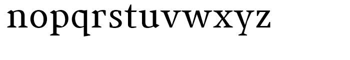 Jude Medium Lining Numbers Font LOWERCASE