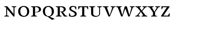 Jude Medium SC Font LOWERCASE