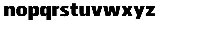 Juhl Heavy Font LOWERCASE