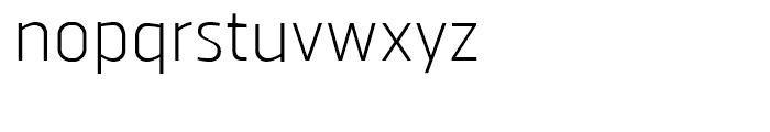 Juhl Light Font LOWERCASE