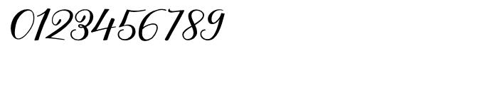 Juliette Regular Font OTHER CHARS