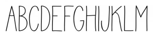Juvenile Regular Font UPPERCASE