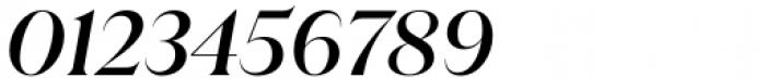 Juana Medium Italic Font OTHER CHARS