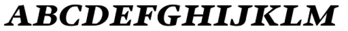 Jude Black Small Caps Italic Font LOWERCASE