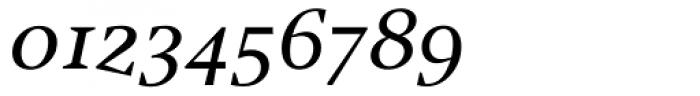 Jude Medium Small Caps Italic Font OTHER CHARS