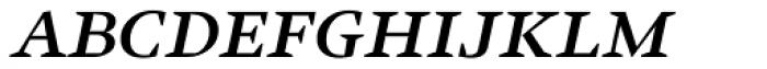Jude Medium Small Caps Italic Font LOWERCASE