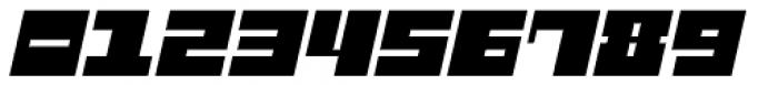 Judera Flat Italic Font OTHER CHARS