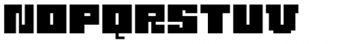Judera Flat Font UPPERCASE