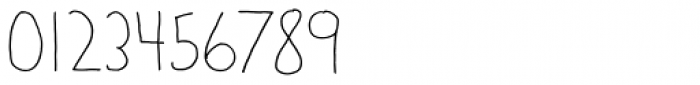 Judlebug Font OTHER CHARS
