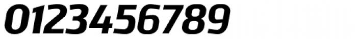 Juhl ExtraBold Italic Font OTHER CHARS