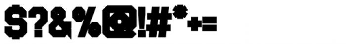Juju 1 Superbase Font OTHER CHARS