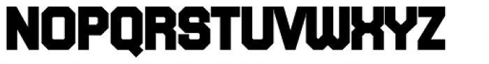 Juju 1 Superbase Font UPPERCASE