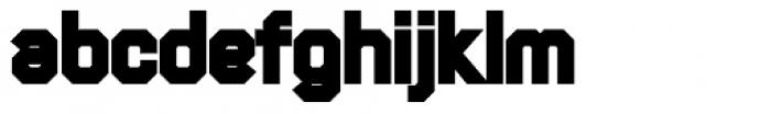 Juju 1 Superbase Font LOWERCASE