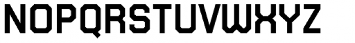 Juju 2 Base Font UPPERCASE
