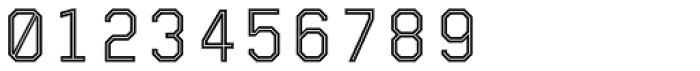 Juju 5 Inline Font OTHER CHARS