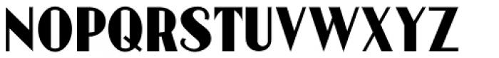 Juke Joint JNL Font LOWERCASE