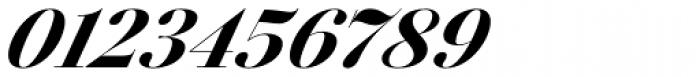 Jules Big Black Italic Font OTHER CHARS