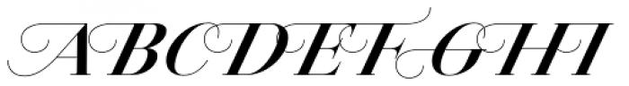 Jules Big Bold Swashes Font UPPERCASE