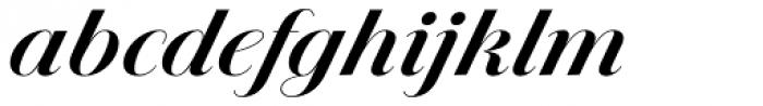 Jules Big Bold Swashes Font LOWERCASE