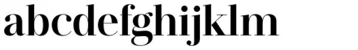 Jules Big Bold Font LOWERCASE