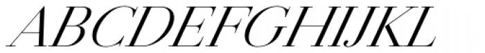 Jules Big Book Italic Font UPPERCASE