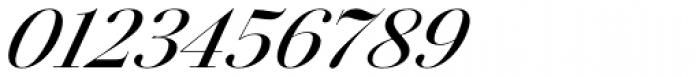 Jules Big Medium Italic Font OTHER CHARS