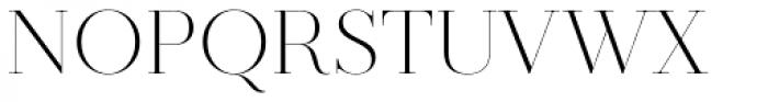 Jules Colossal Light Font UPPERCASE