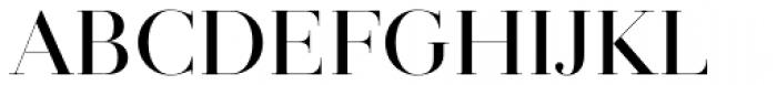Jules Colossal Medium Font UPPERCASE