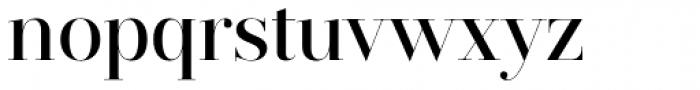 Jules Colossal Medium Font LOWERCASE