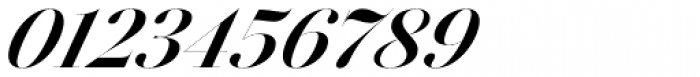 Jules Epic Bold Italic Font OTHER CHARS