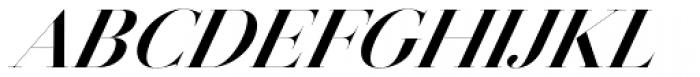 Jules Epic Bold Italic Font UPPERCASE