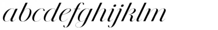 Jules Epic Book Italic Font LOWERCASE